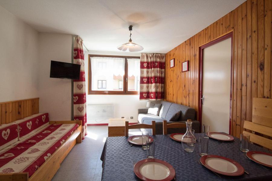 Vacances en montagne Appartement 3 pièces 7 personnes (CA0014) - Résidences du Quartier Napoléon - Val Cenis - Séjour