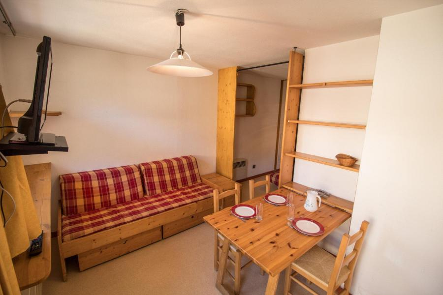 Vakantie in de bergen Studio 3 personen (C021) - Résidences du Quartier Napoléon - Val Cenis - Verblijf