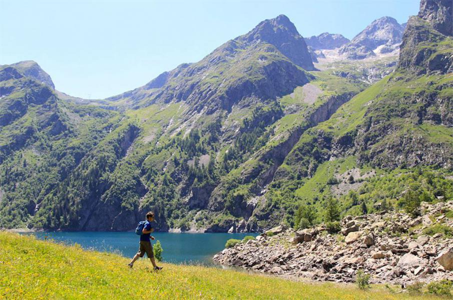 Location au ski Résidences Goelia les Balcons du Soleil - Les 2 Alpes - Extérieur été