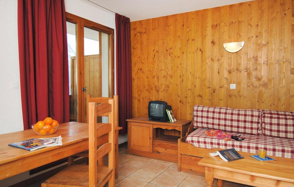 Wakacje w górach Apartament 2 pokojowy 4 osób (Prince des Ecrins) - Résidences Goelia les Balcons du Soleil - Les 2 Alpes - Tapczanem