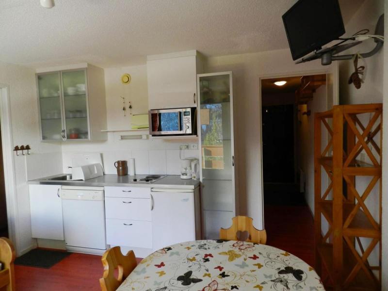 Vacances en montagne Appartement 2 pièces 5 personnes - Résidences le Pleynet les 7 Laux - Les 7 Laux - Cuisine