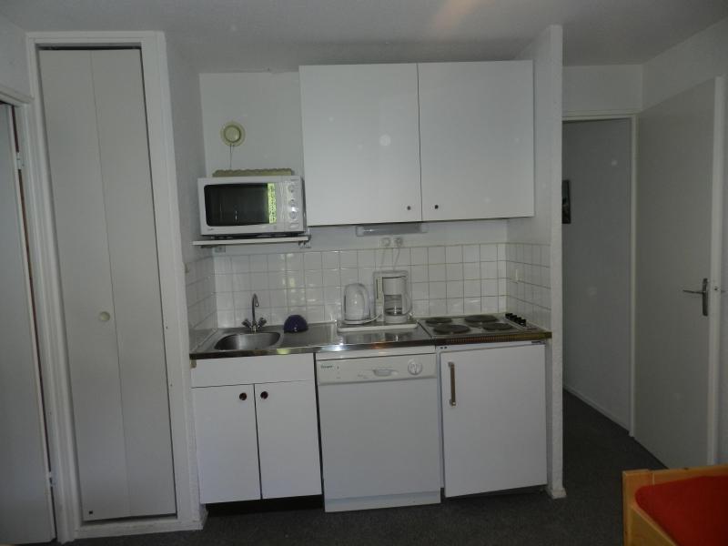 Vacances en montagne Appartement 2 pièces cabine 6 personnes - Résidences le Pleynet les 7 Laux - Les 7 Laux - Cuisine