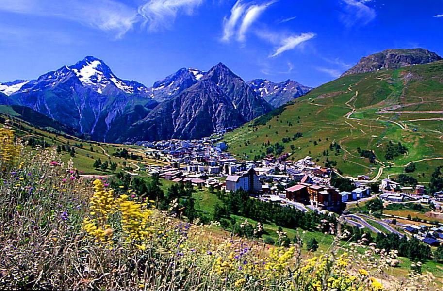 Vacances en montagne Résidences les Deux Alpes 1800 - Les 2 Alpes - Extérieur été