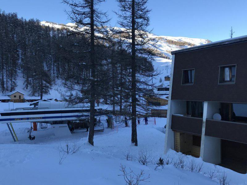 Wakacje w górach Apartament 2 pokojowy 5 osób (19) - Résidences les Gentianes - Vars