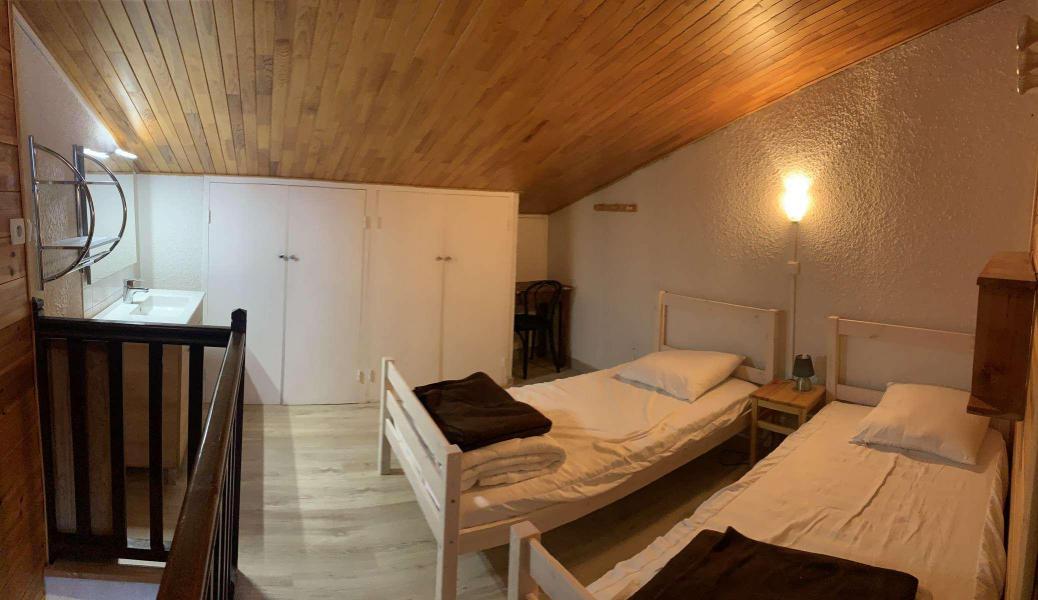 Wakacje w górach Apartament duplex 3 pokojowy 6 osób (275) - Résidences les Gentianes - Vars - Zakwaterowanie