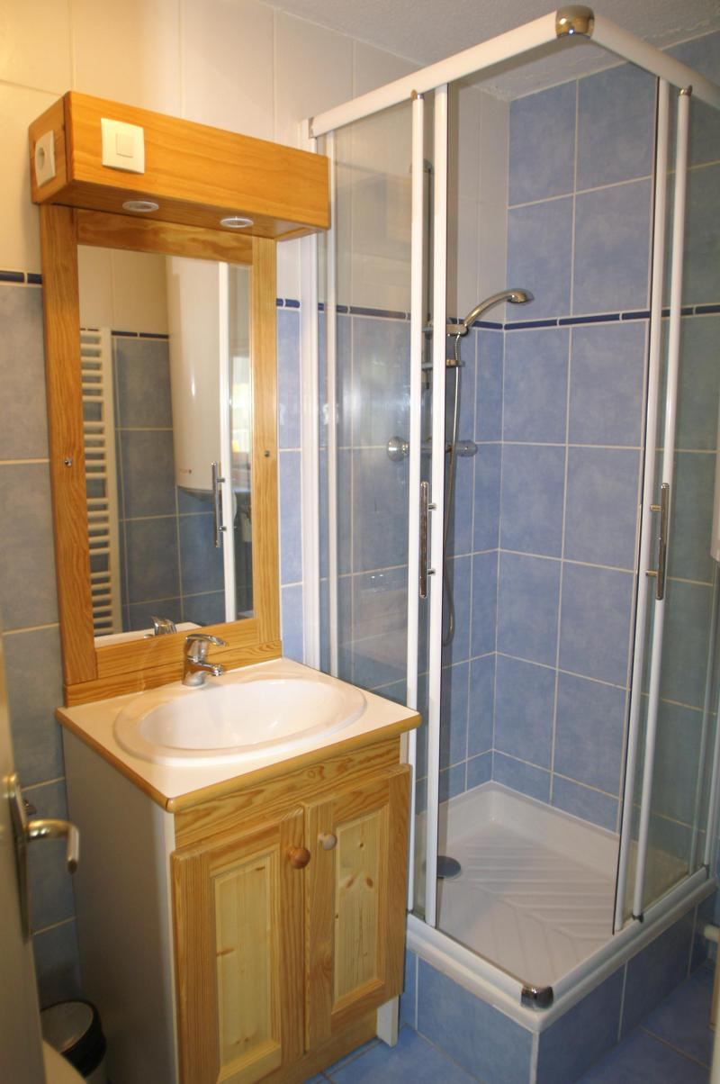 Holiday in mountain resort 2 room apartment 4 people (Renovated) - Résidences Prapoutel les 7 Laux - Les 7 Laux - Shower