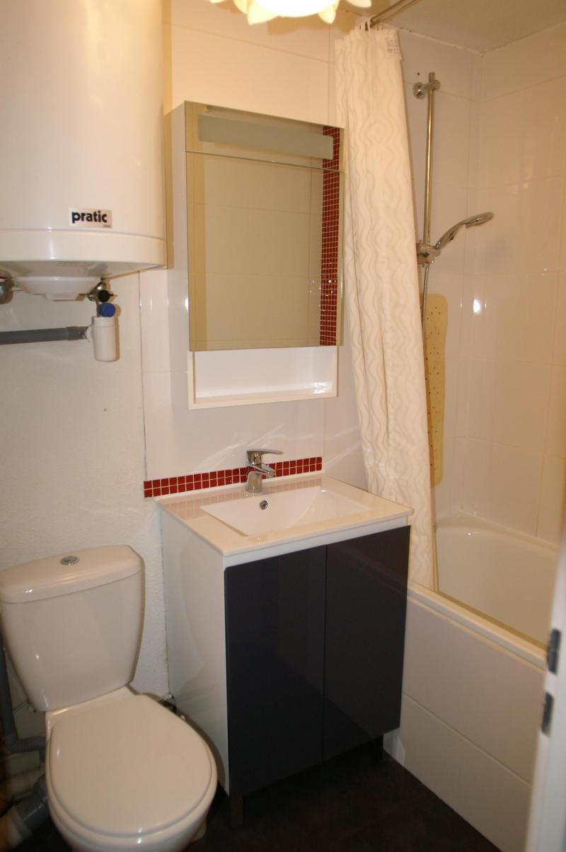 Holiday in mountain resort 2 room apartment 5 people (standard) - Résidences Prapoutel les 7 Laux - Les 7 Laux - Bathroom