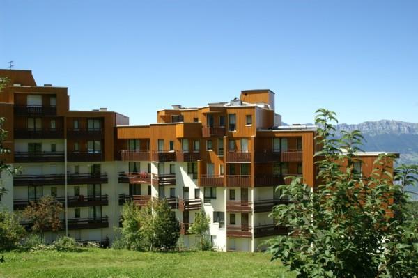 Location au ski Résidences Prapoutel les 7 Laux - Les 7 Laux - Extérieur été