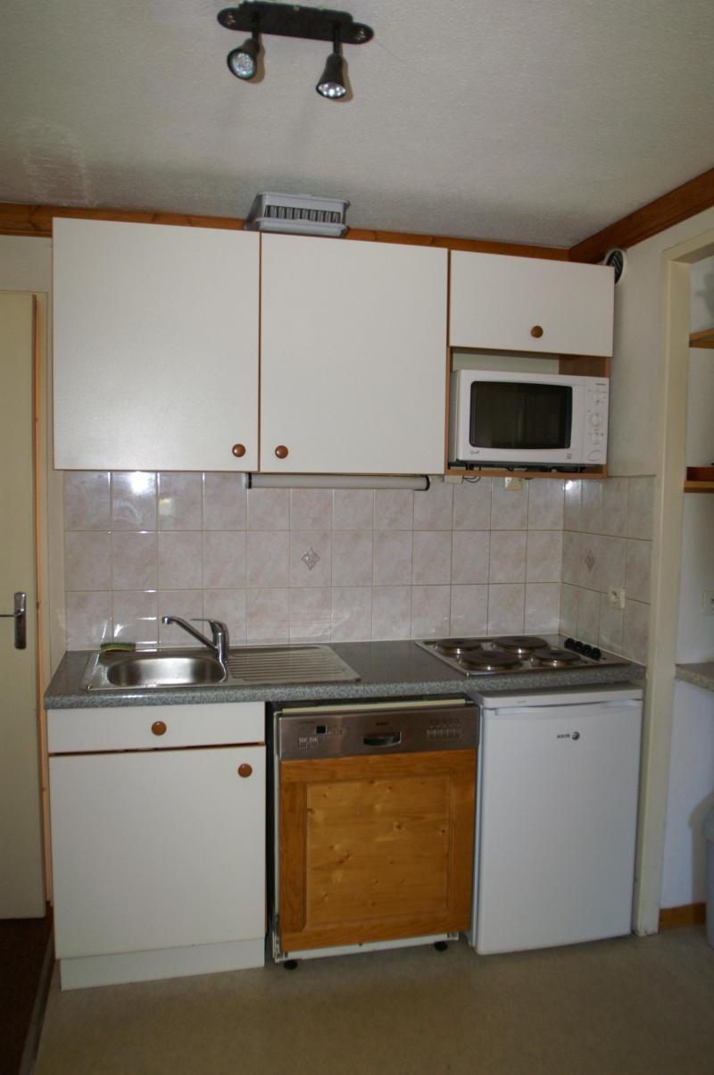Vacances en montagne Appartement 2 pièces 5 personnes - Résidences Prapoutel les 7 Laux - Les 7 Laux - Kitchenette