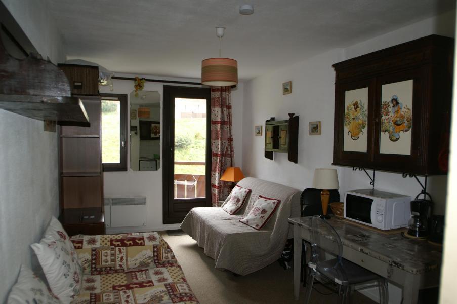 Urlaub in den Bergen Studio für 3 Personen (Standard) - Résidences Prapoutel les 7 Laux - Les 7 Laux - Wohnzimmer