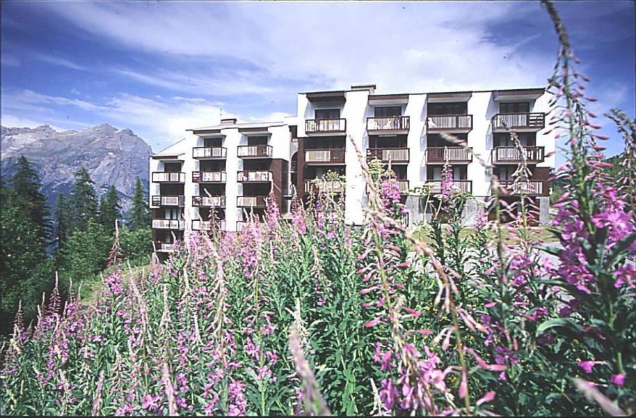 Vacances en montagne Résidences Puy St Vincent 1600 - Puy-Saint-Vincent - Extérieur été
