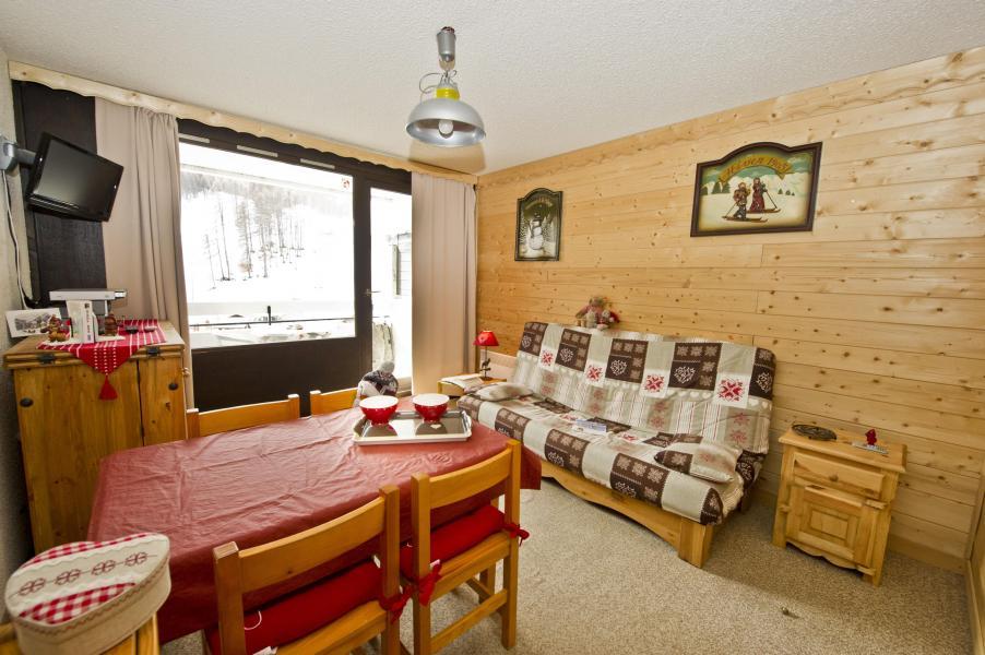 Urlaub in den Bergen Résidences Puy St Vincent 1600 - Puy-Saint-Vincent - Esszimmer