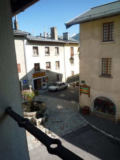Skiverleih Wohnung 2 Mezzanine Zimmer 6 Leute (STEN2) - Résidences village d'Aussois - Aussois - Draußen im Sommer