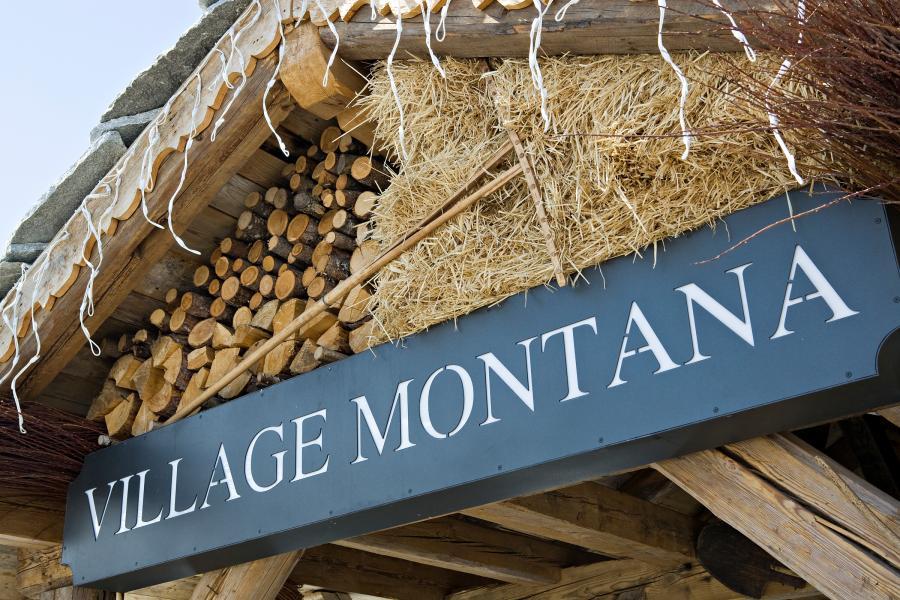 Аренда на лыжном курорте Résidences Village Montana - Tignes - летом под открытым небом