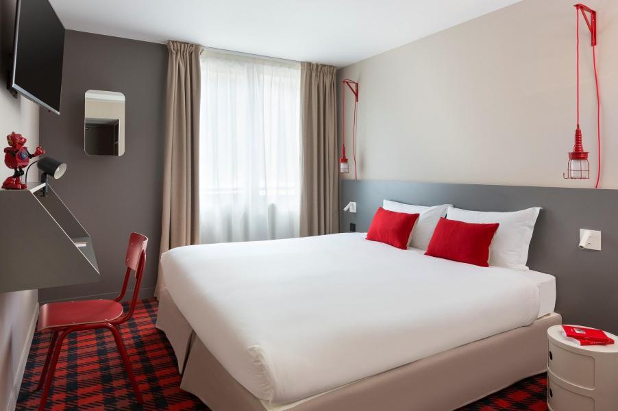 Vacaciones en montaña Rockypop Hôtel - Les Houches - Cama doble