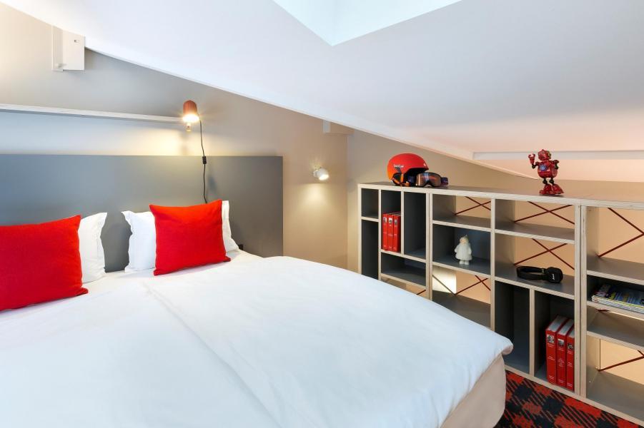 Vacaciones en montaña Rockypop Hôtel - Les Houches - Habitación