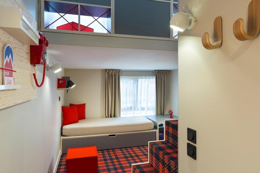 Vacaciones en montaña Rockypop Hôtel - Les Houches - Sofá-cama para 1 persona