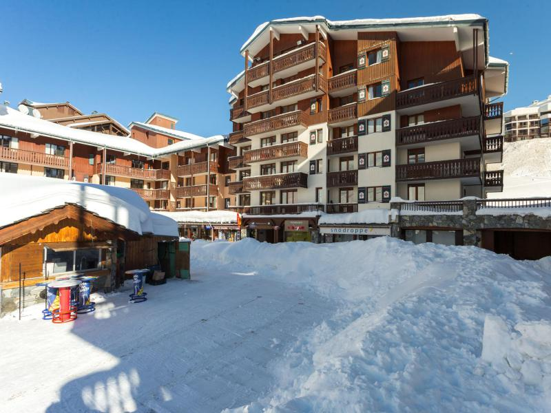 Holiday in mountain resort Rond Point des Pistes - Tignes - Accommodation