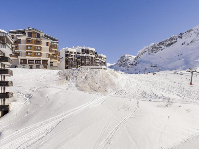 Holiday in mountain resort Studio 4 people (11) - Rond Point des Pistes - Tignes - Accommodation