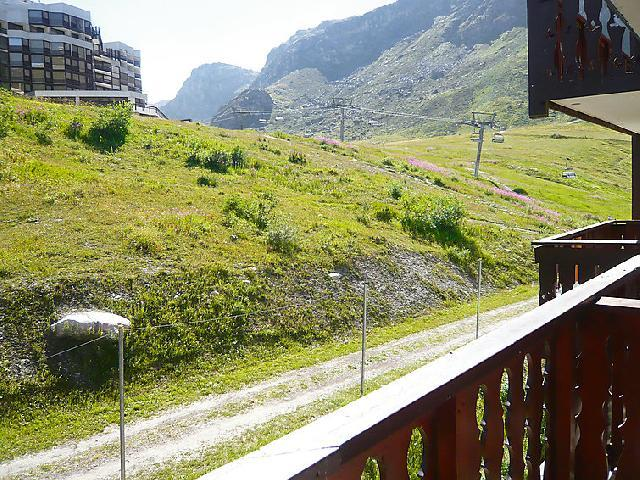 Holiday in mountain resort Studio 4 people (9) - Rond Point des Pistes - Tignes - Accommodation