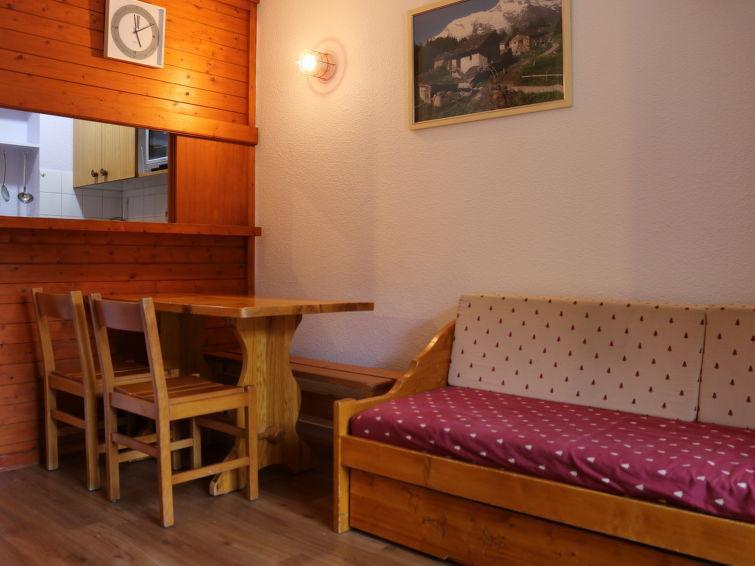 Vakantie in de bergen Studio 4 personen (3) - Rond Point des Pistes - Tignes - Verblijf
