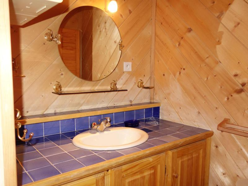 Holiday in mountain resort 2 room apartment 4 people (1) - Rubigny - Saint Gervais - Accommodation