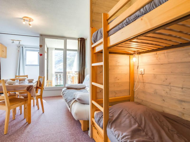 Holiday in mountain resort 2 room apartment 4 people (8) - Ski Soleil - Les Menuires - Accommodation
