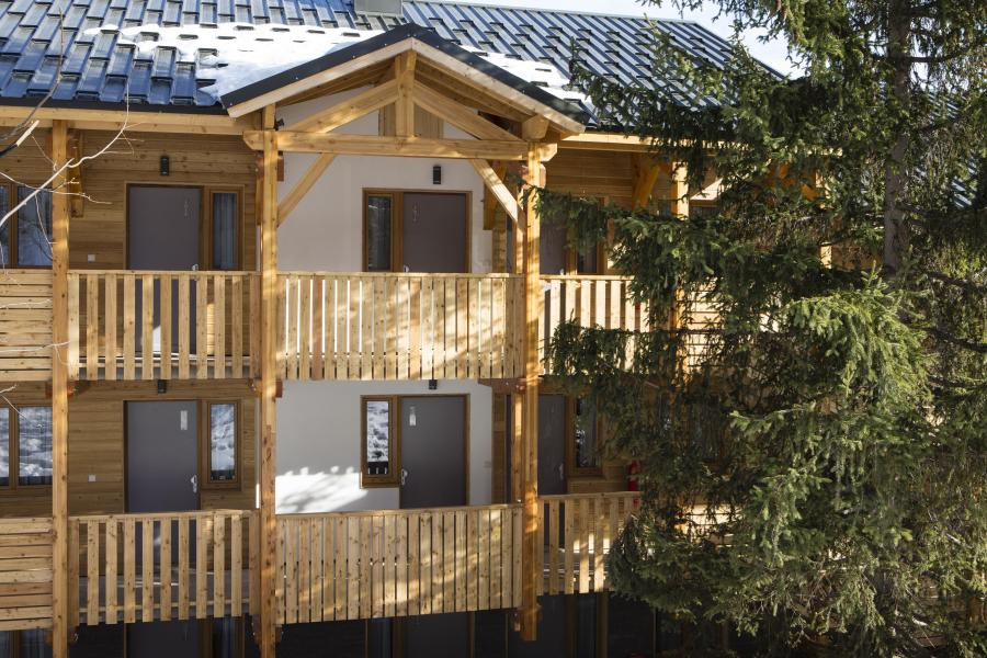 Аренда на лыжном курорте Sowell Résidences Pra Loup - Pra Loup - летом под открытым небом