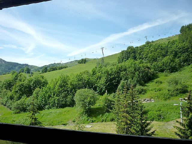 Vakantie in de bergen Soyouz Vanguard - Le Corbier - Verblijf