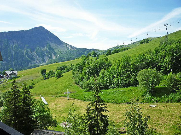 Holiday in mountain resort Soyouz Vanguard - Le Corbier - Accommodation