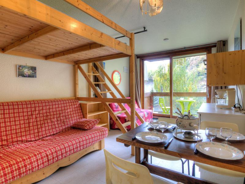 Holiday in mountain resort 1 room apartment 4 people (10) - Soyouz Vanguard - Le Corbier - Accommodation