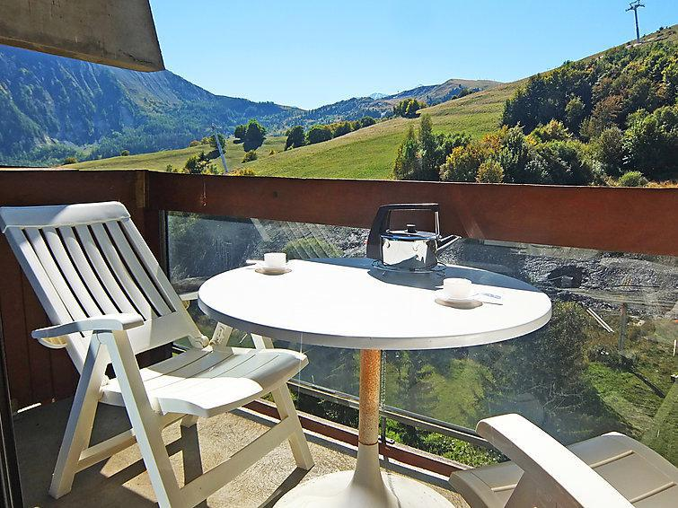 Holiday in mountain resort 1 room apartment 4 people (12) - Soyouz Vanguard - Le Corbier - Accommodation
