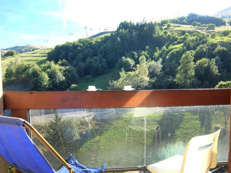 Holiday in mountain resort 1 room apartment 4 people (19) - Soyouz Vanguard - Le Corbier - Accommodation