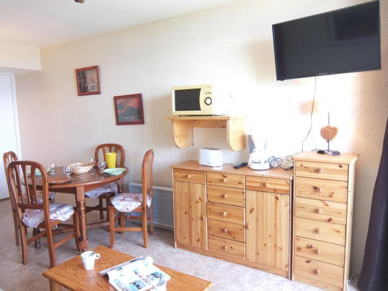 Holiday in mountain resort 1 room apartment 4 people (35) - Soyouz Vanguard - Le Corbier - Accommodation