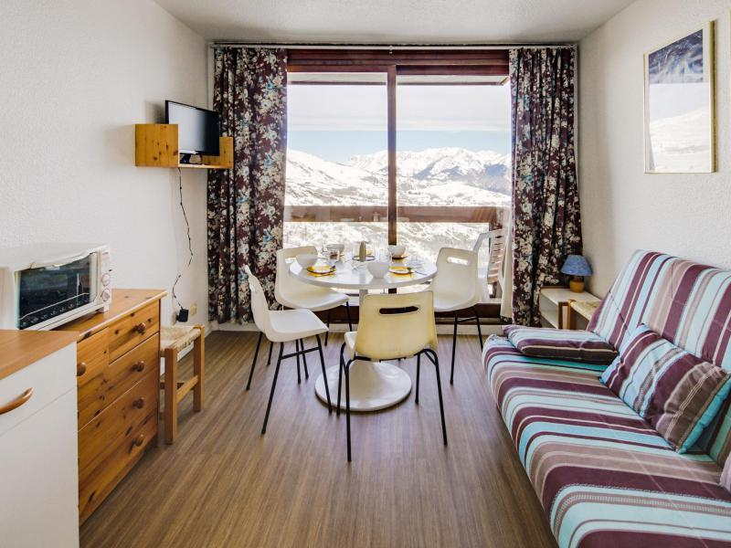 Holiday in mountain resort 1 room apartment 4 people (5) - Soyouz Vanguard - Le Corbier - Accommodation
