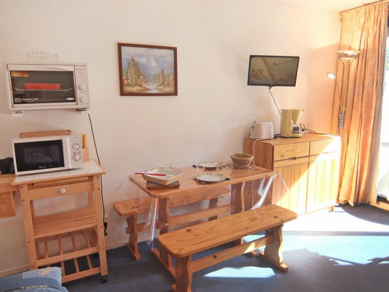 Holiday in mountain resort 1 room apartment 4 people (63) - Soyouz Vanguard - Le Corbier - Accommodation