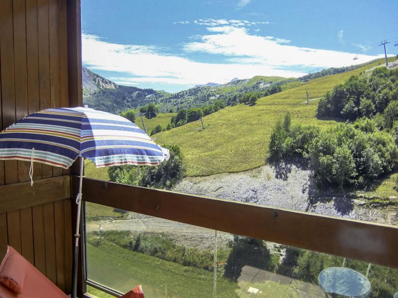 Holiday in mountain resort 1 room apartment 4 people (66) - Soyouz Vanguard - Le Corbier - Accommodation