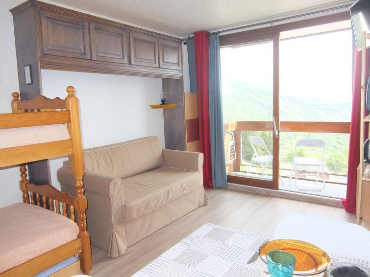 Holiday in mountain resort 1 room apartment 4 people (74) - Soyouz Vanguard - Le Corbier - Accommodation