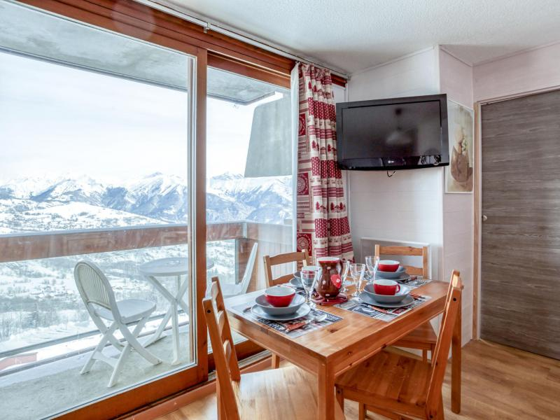 Holiday in mountain resort 1 room apartment 4 people (85) - Soyouz Vanguard - Le Corbier - Accommodation