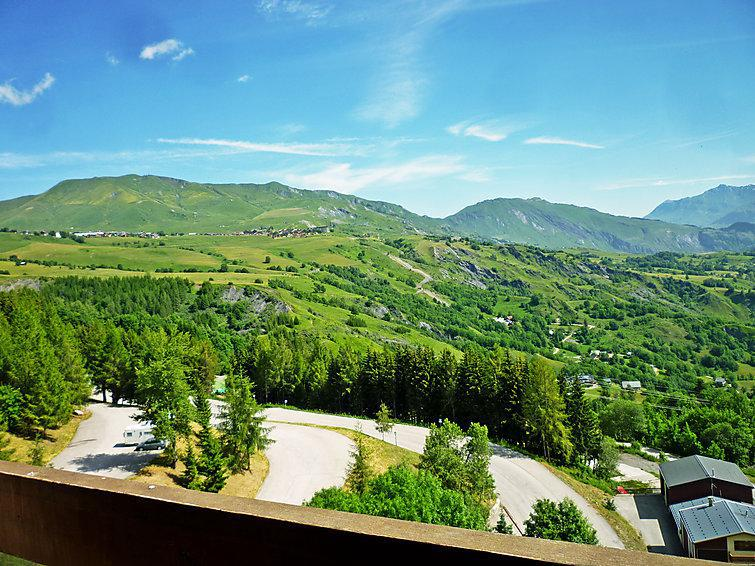 Holiday in mountain resort 2 room apartment 6 people (65) - Soyouz Vanguard - Le Corbier - Accommodation