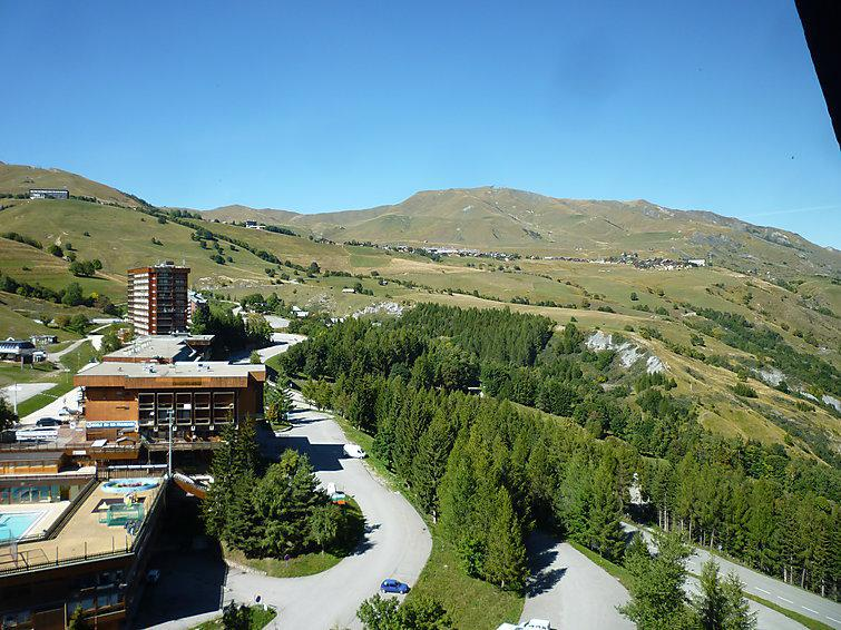 Holiday in mountain resort 3 room apartment 4 people (73) - Soyouz Vanguard - Le Corbier - Accommodation