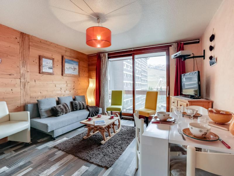 Holiday in mountain resort 3 room apartment 6 people (84) - Soyouz Vanguard - Le Corbier - Accommodation