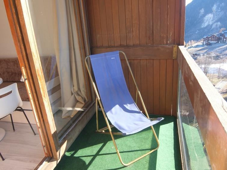 Vakantie in de bergen Appartement 1 kamers 4 personen (47) - Soyouz Vanguard - Le Corbier - Buiten zomer