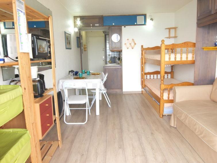 Vakantie in de bergen Appartement 1 kamers 4 personen (74) - Soyouz Vanguard - Le Corbier - Buiten zomer