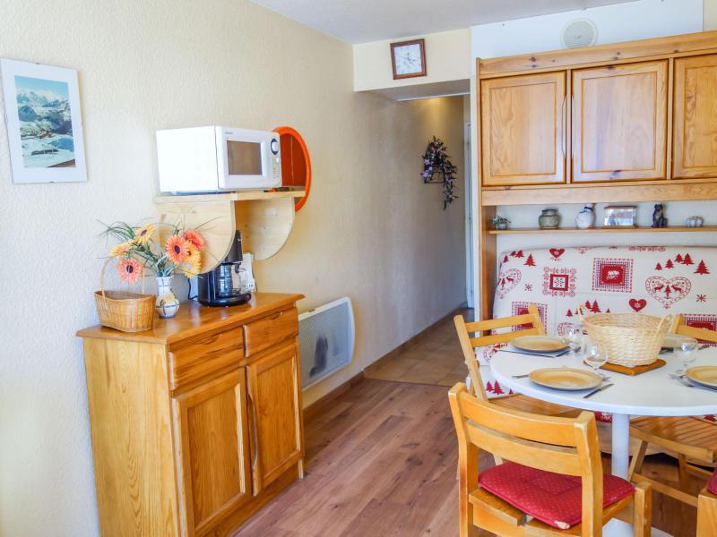 Vakantie in de bergen Appartement 1 kamers 4 personen (69) - Soyouz Vanguard - Le Corbier