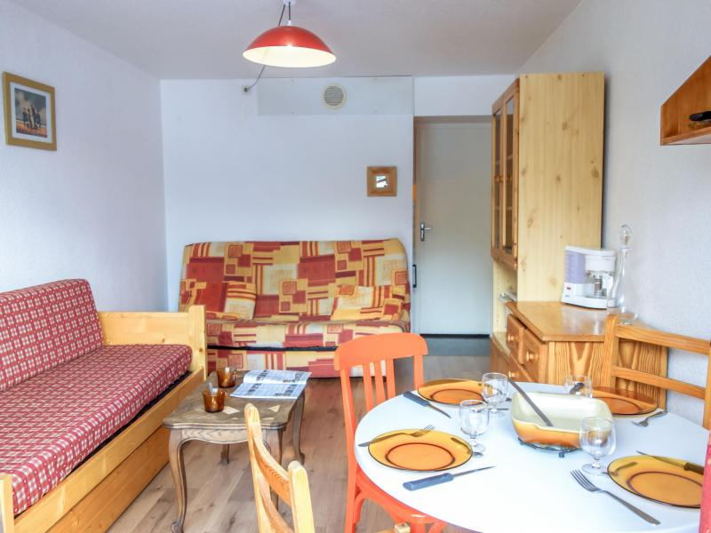 Holiday in mountain resort 1 room apartment 4 people (71) - Soyouz Vanguard - Le Corbier - Summer outside