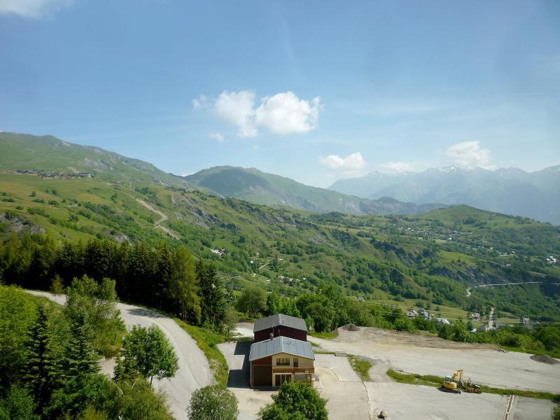 Vakantie in de bergen Appartement 1 kamers 4 personen (74) - Soyouz Vanguard - Le Corbier