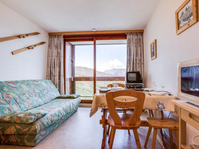 Vakantie in de bergen Appartement 1 kamers 4 personen (83) - Soyouz Vanguard - Le Corbier