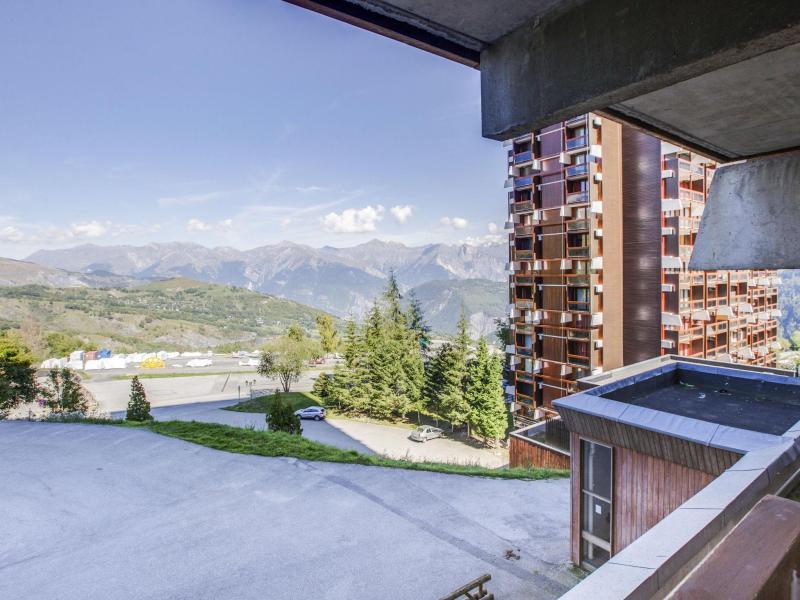 Vakantie in de bergen Appartement 1 kamers 4 personen (81) - Soyouz Vanguard - Le Corbier