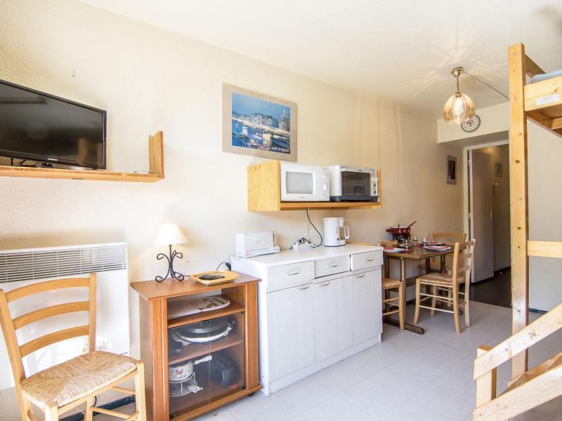 Vakantie in de bergen Appartement 1 kamers 4 personen (10) - Soyouz Vanguard - Le Corbier